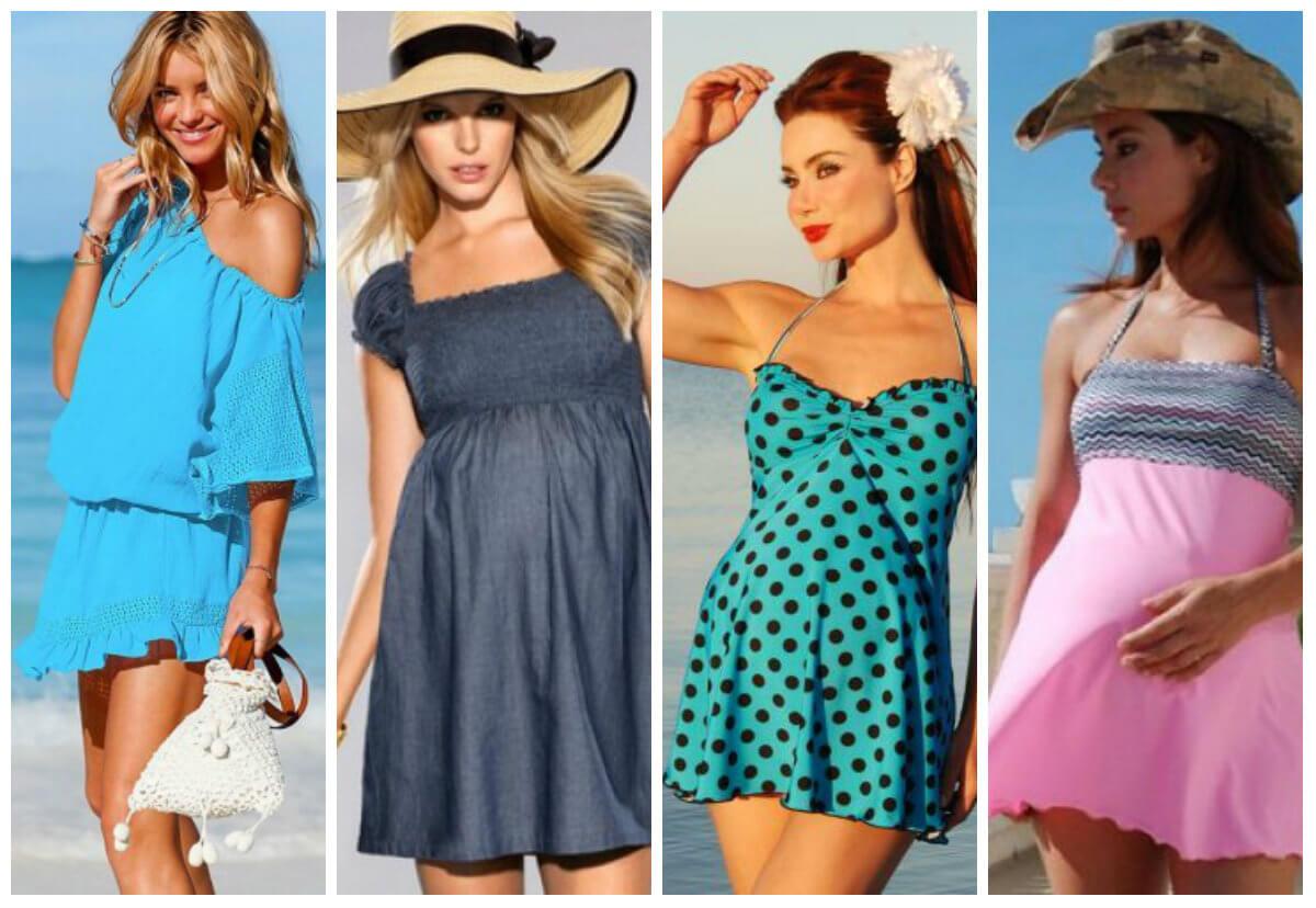 как одеваться во время беременности