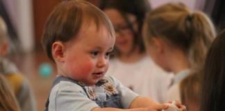 ребенок в детском саде