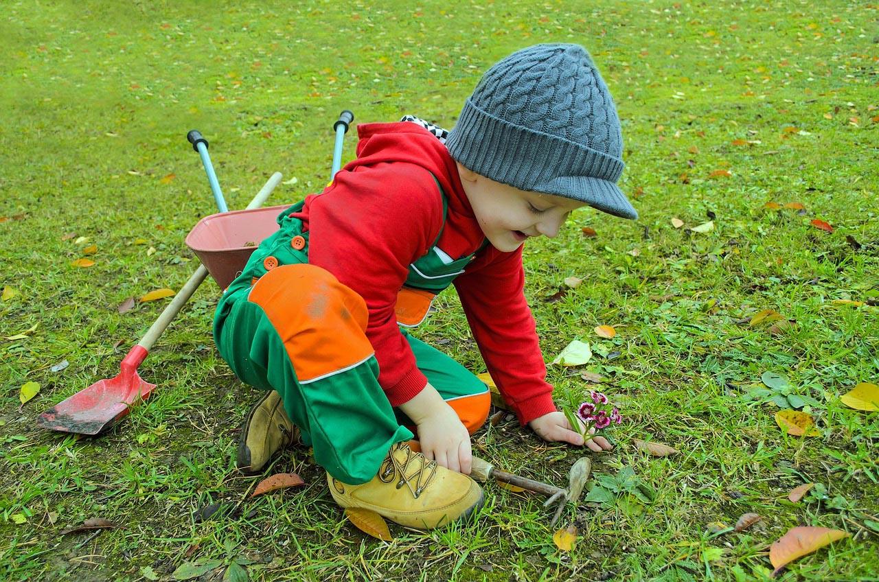 Отличительные особенности труда детей
