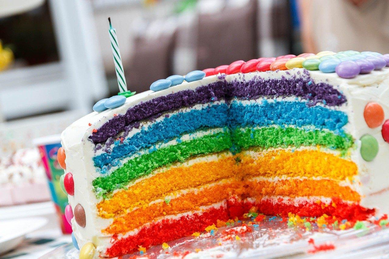 Идеи оформления торта ребенку
