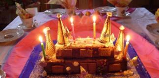 Особенный торт для ребенка