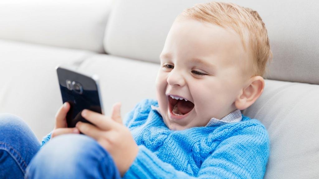как отучить ребенка от сотового телефона