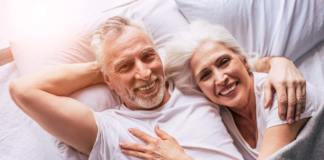 семейное счастье в старости