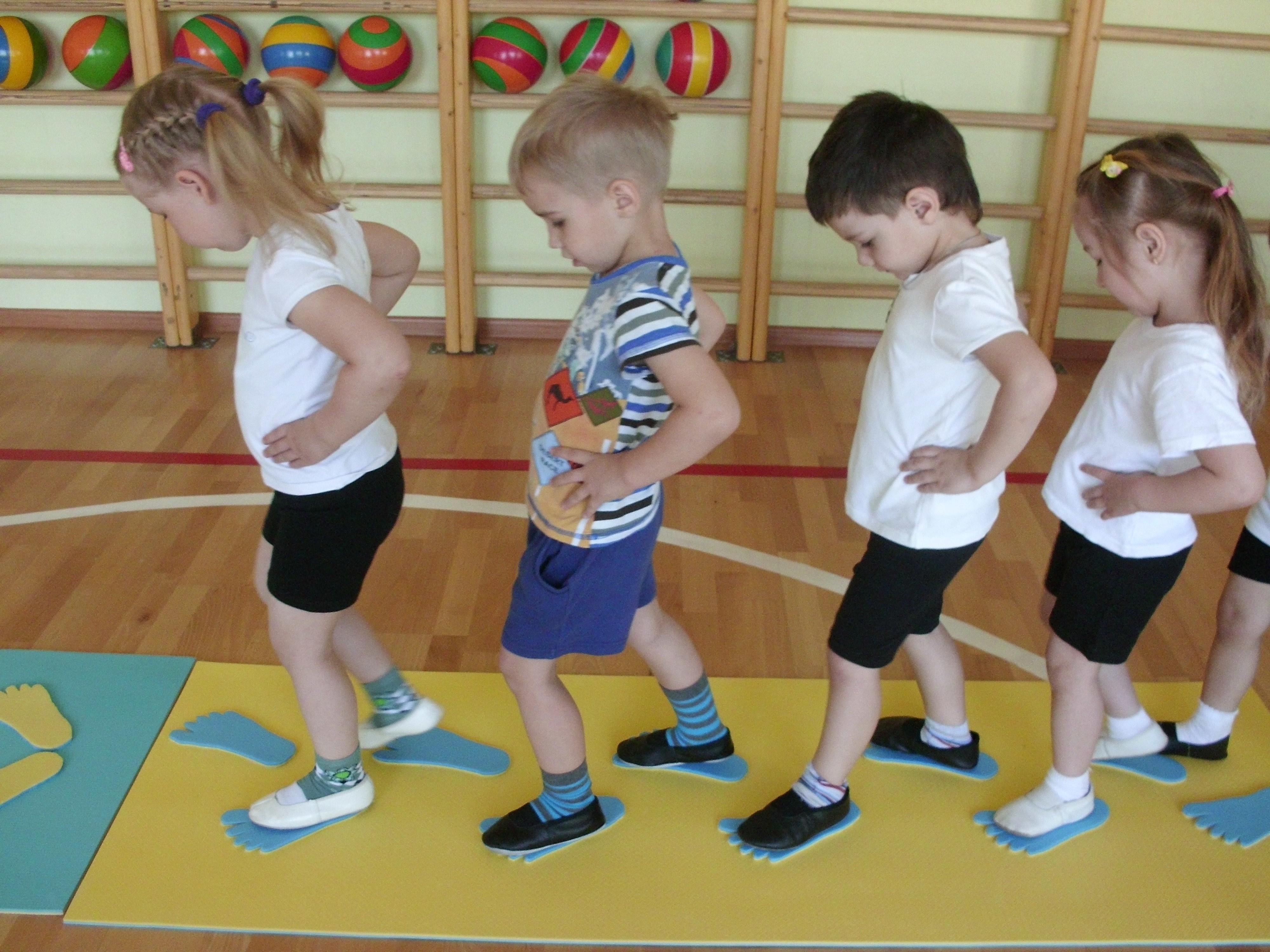 Физическое развитие в детстве
