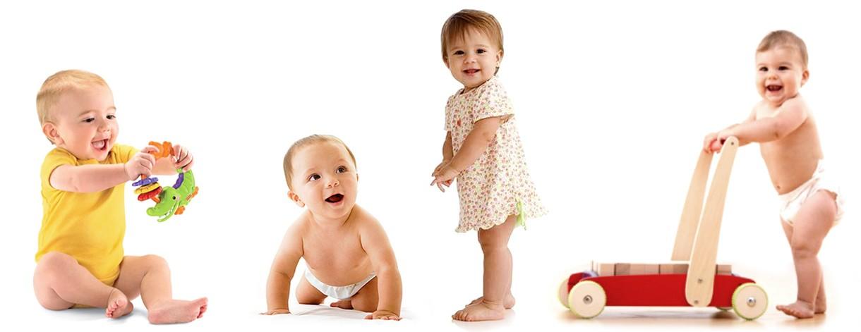 Физическое развитие в раннем детстве