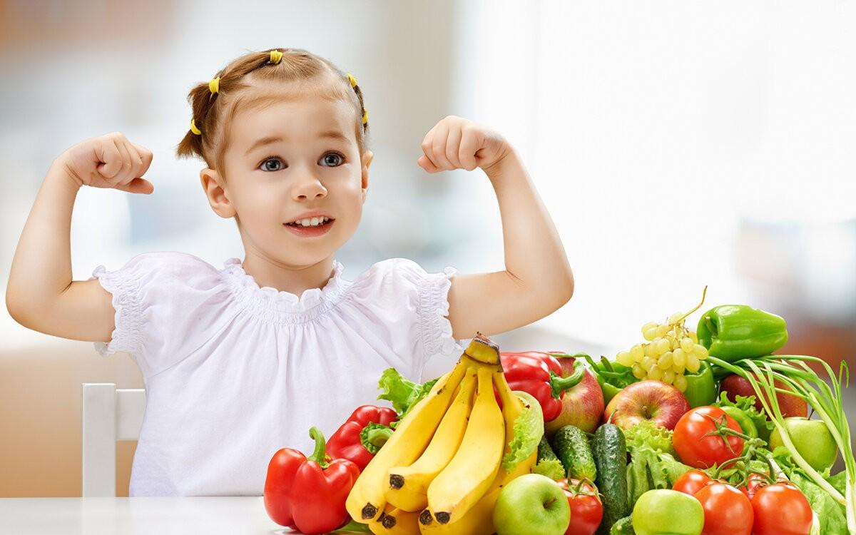 рост и здоровое питание в детстве