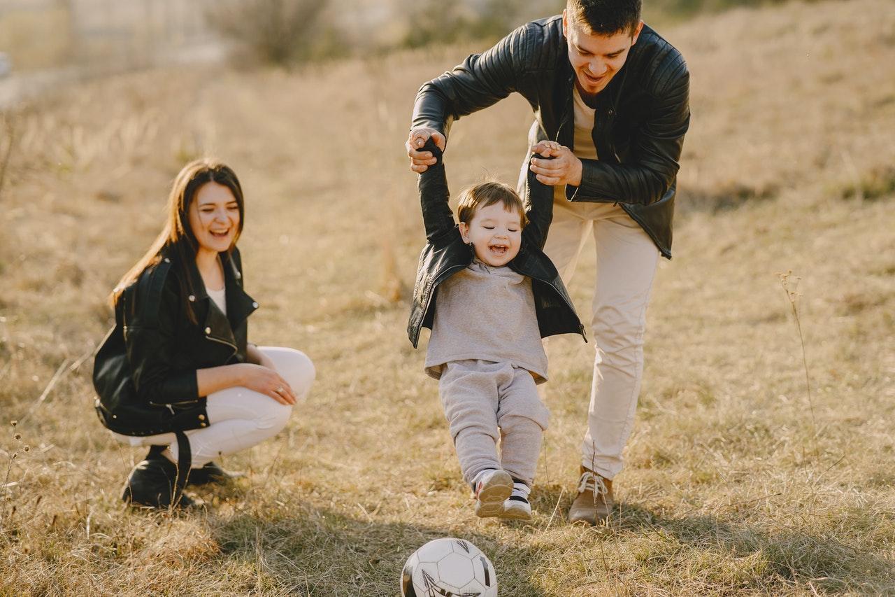 время с семьей