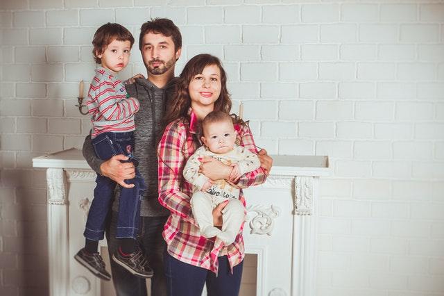 Смешанная семья 1