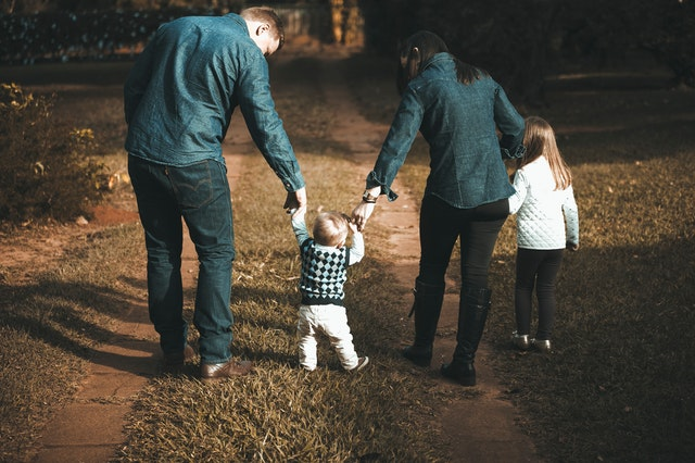 Смешанная семья 2