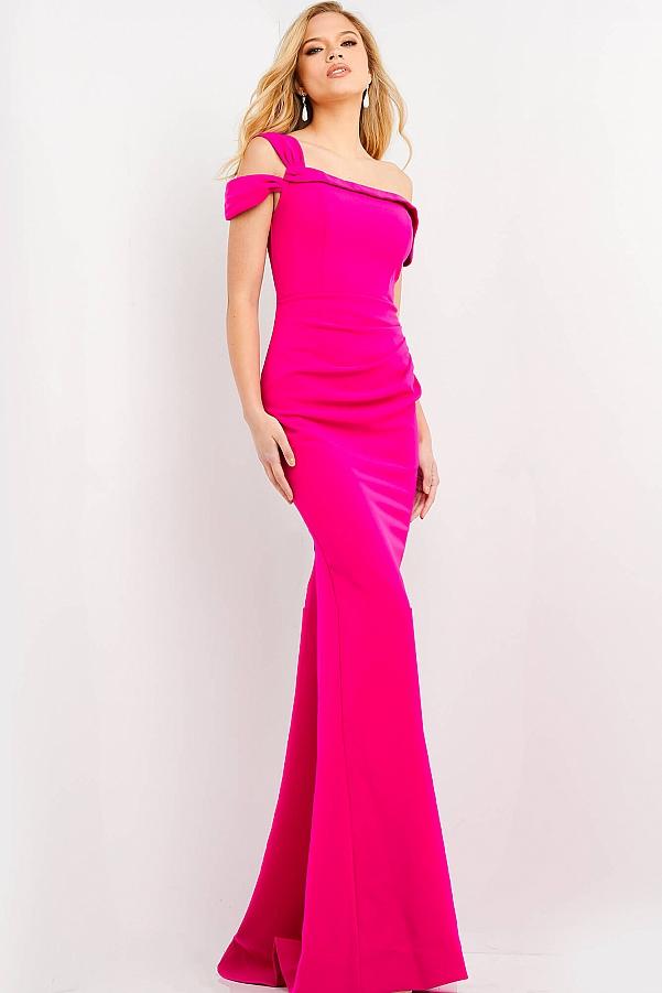 розовое платье длинное вечернее