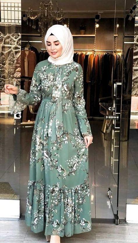 платье мусульманское