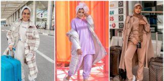 мусульманская-одежда