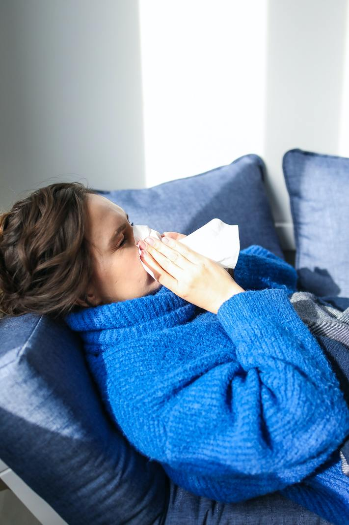 Аллергия или простуда: Как определить разницу
