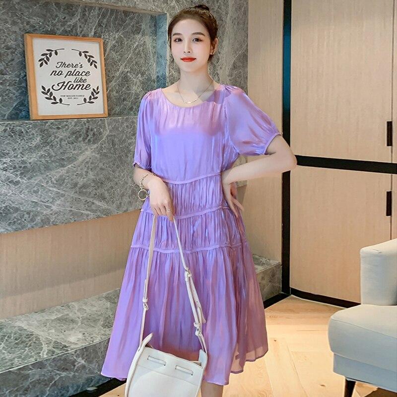 фиолетовое платья 2021 - 2022