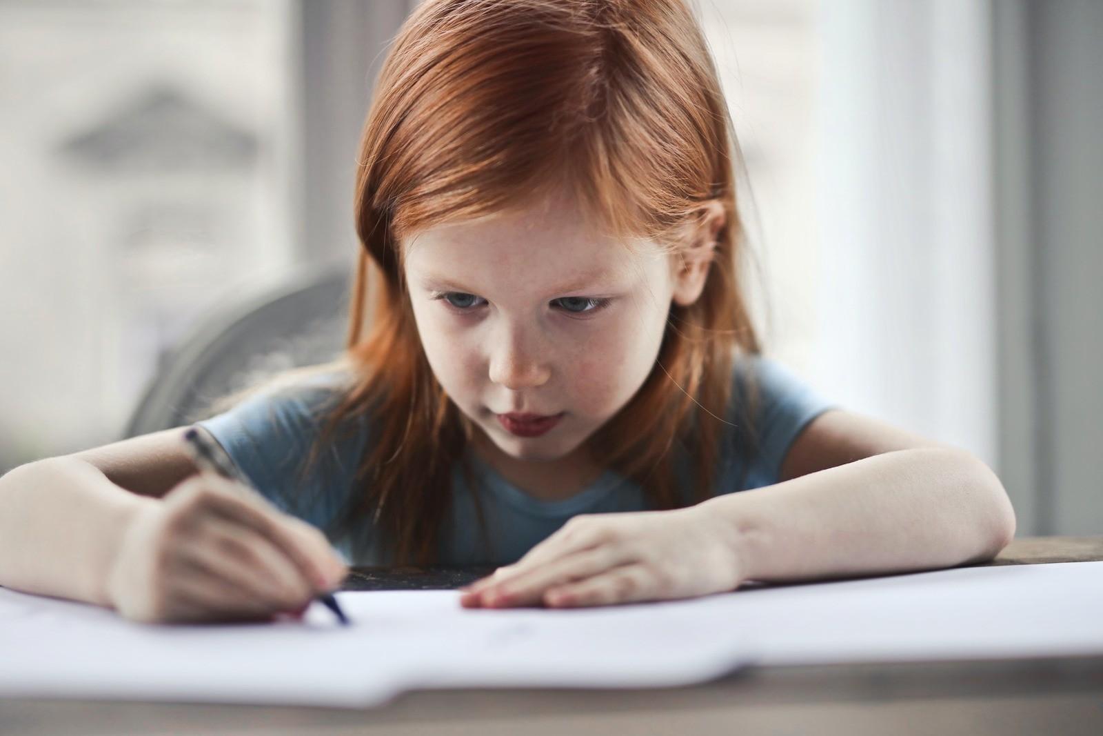 Советы родителям по развитию навыков письма у детей