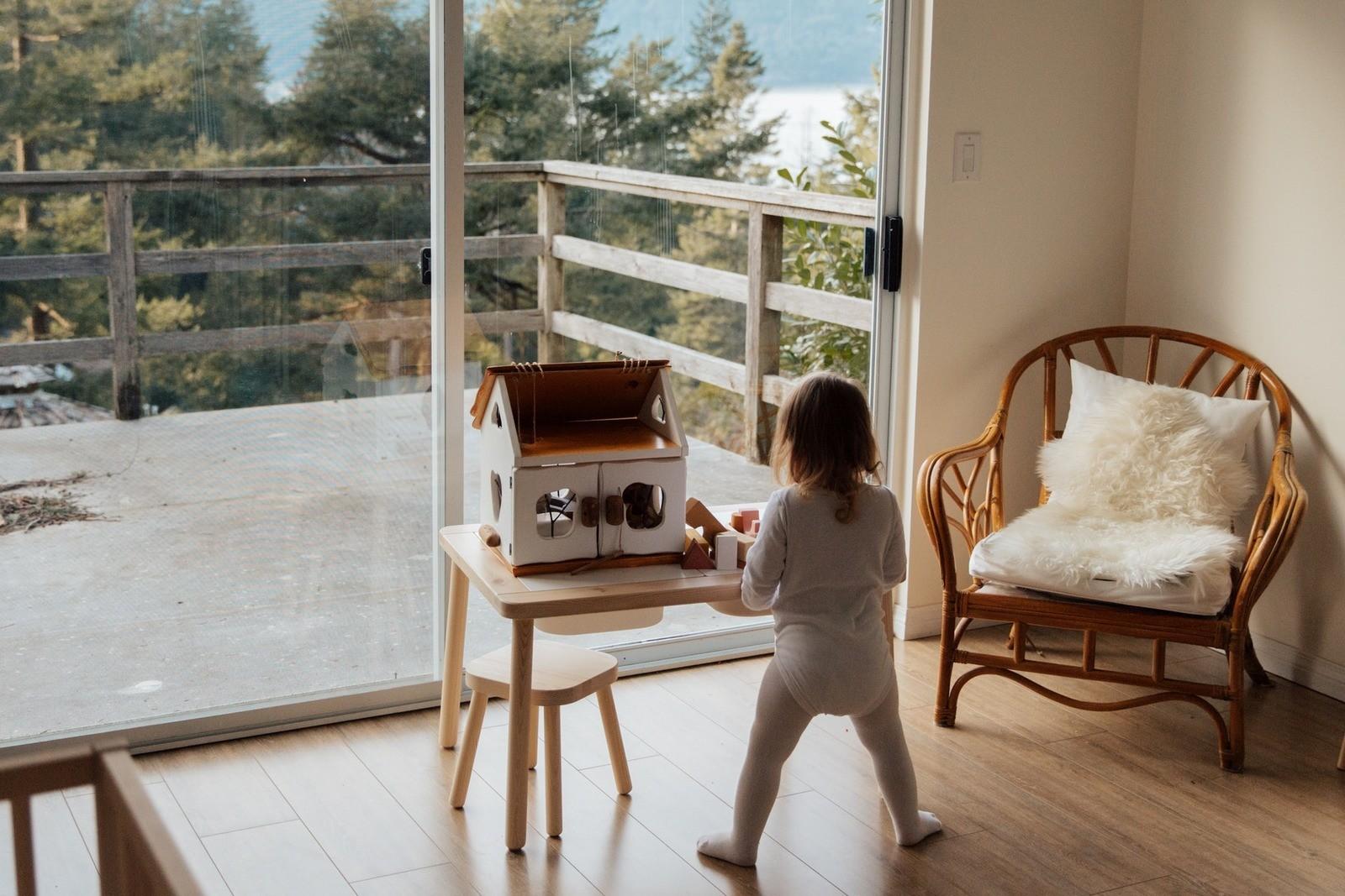 Безопасность для детей дома