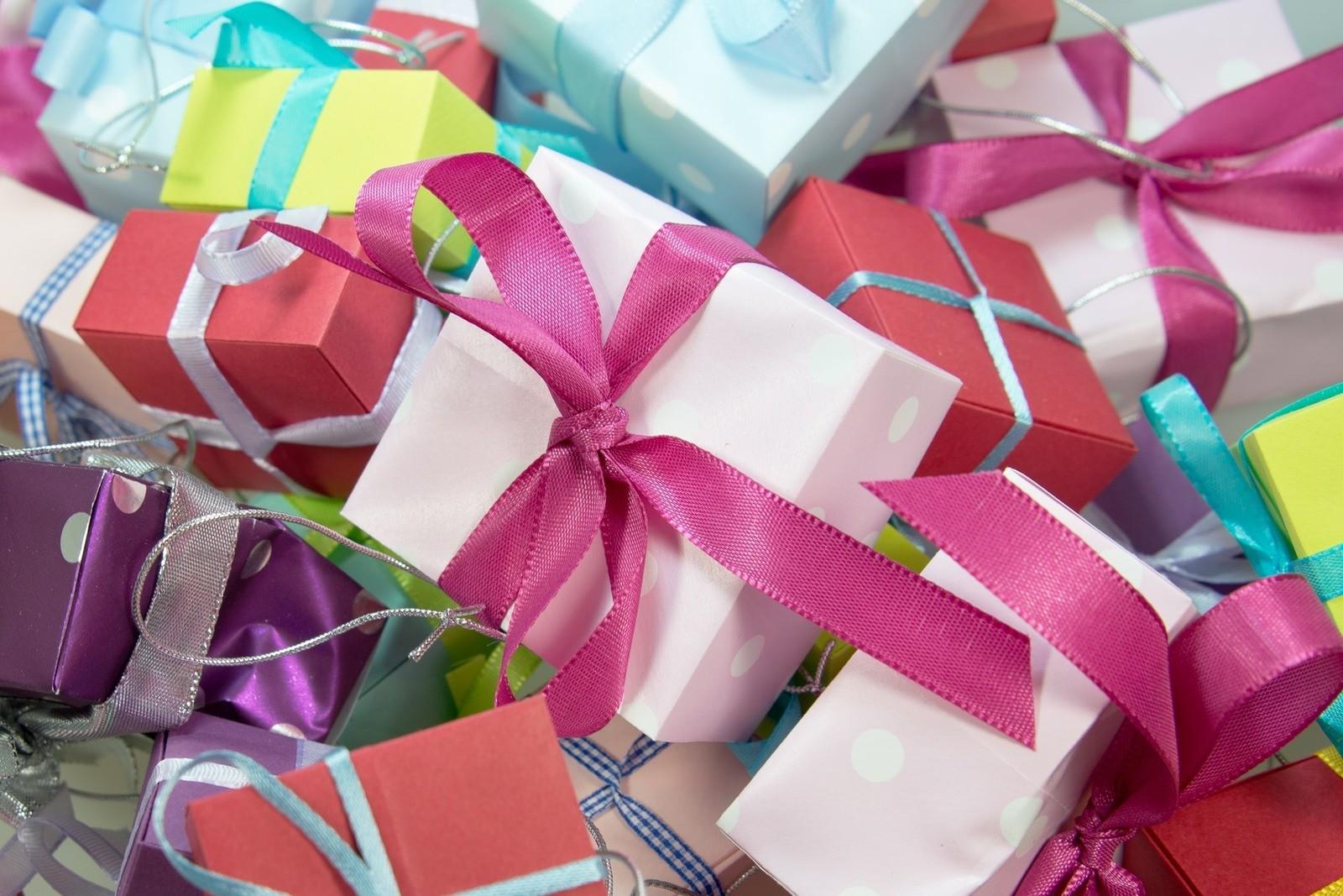 Используйте Ленты Для Больших Подарков