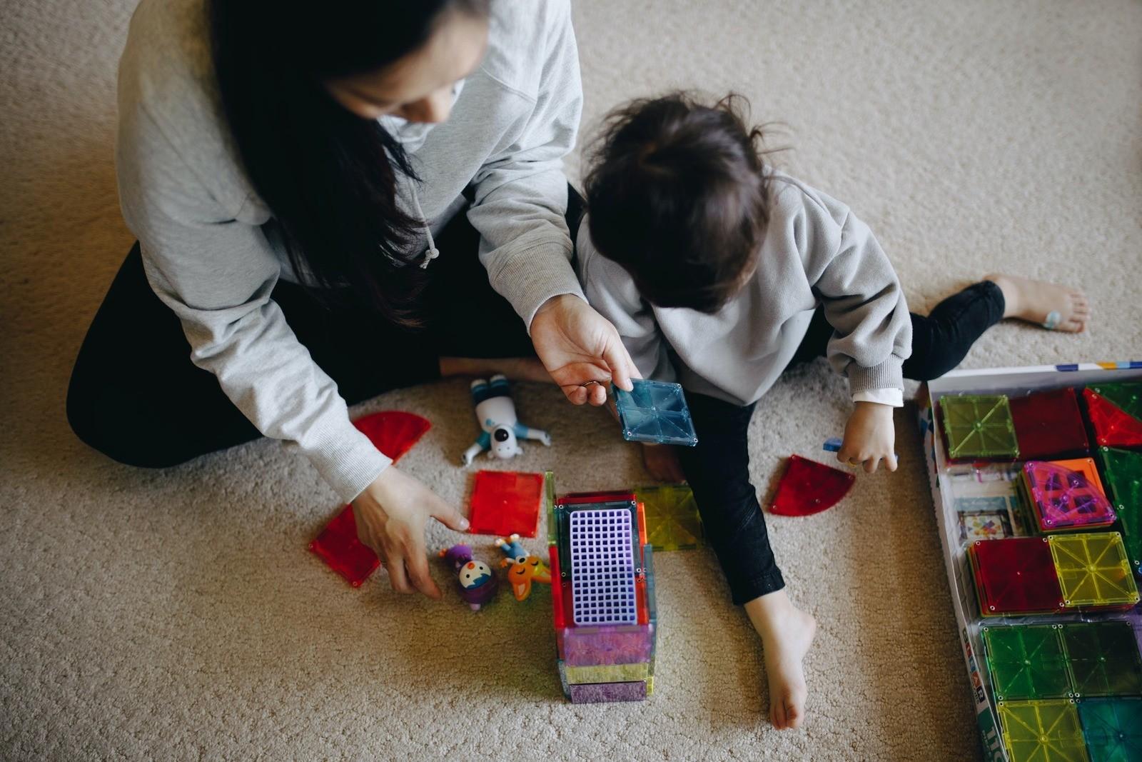 Приобретайте Игрушки, Соответствующие Возрасту