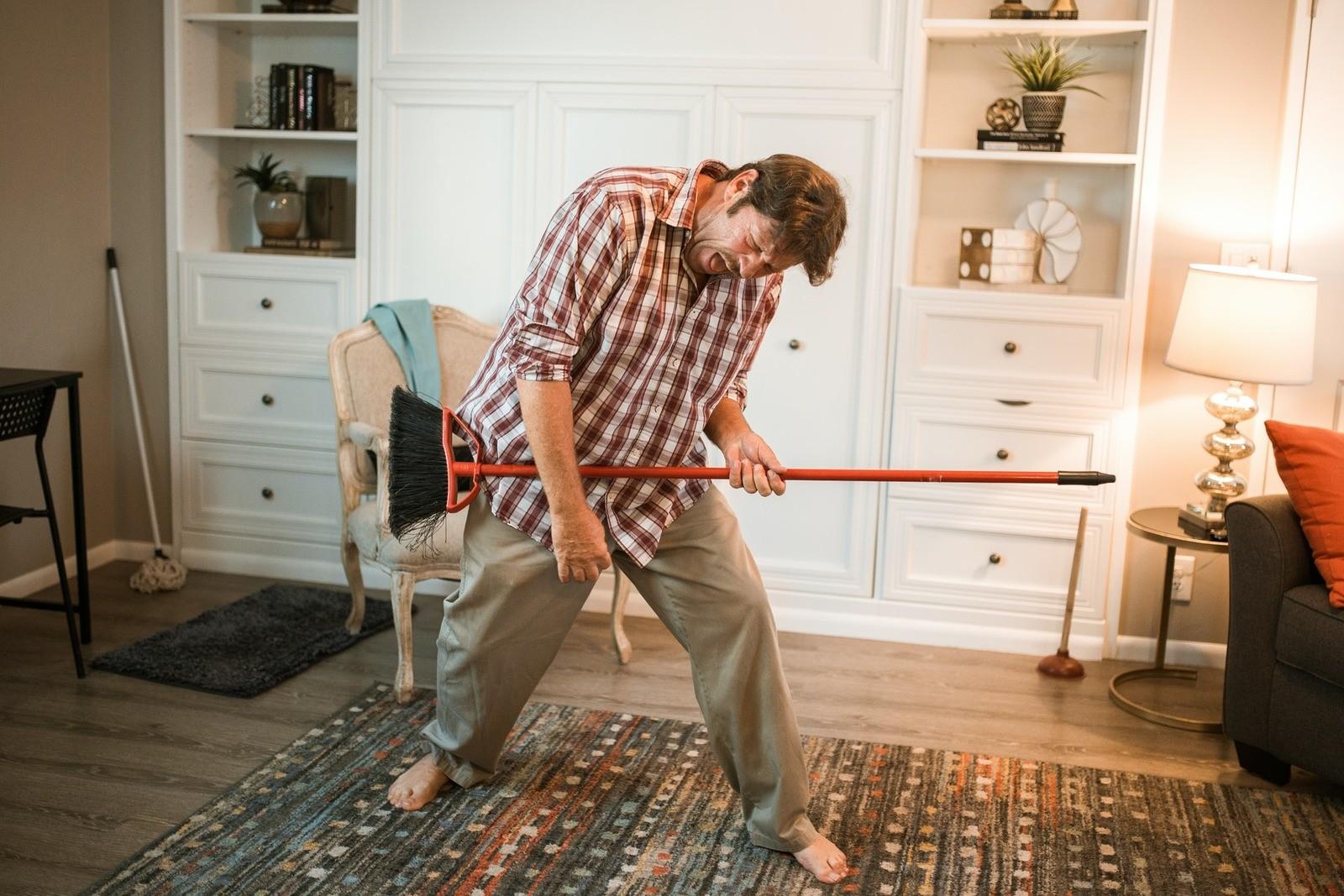 Руководство: Как убирать дом профессионально