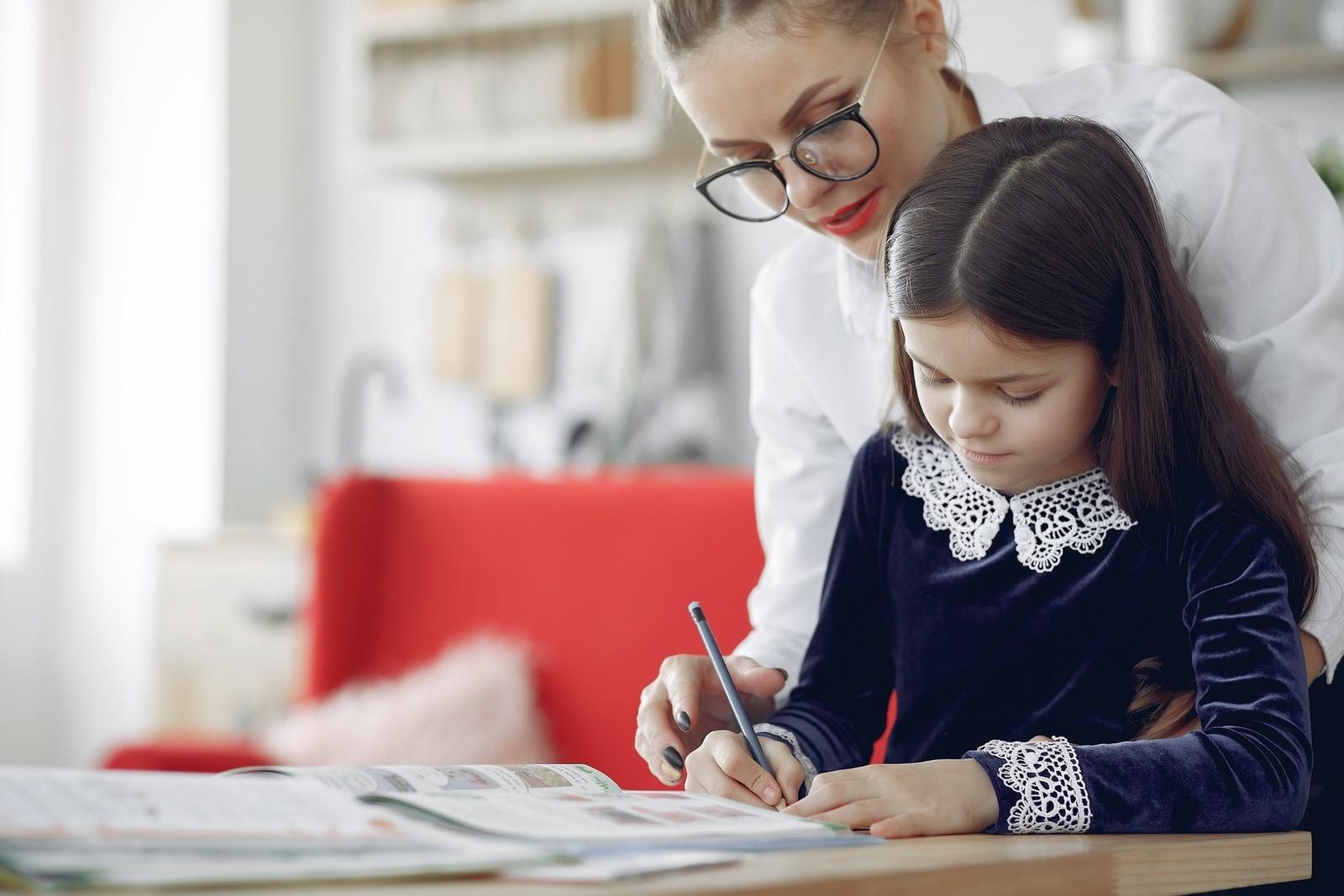 Поддержка обучения в классе с помощью индивидуальных инструкций